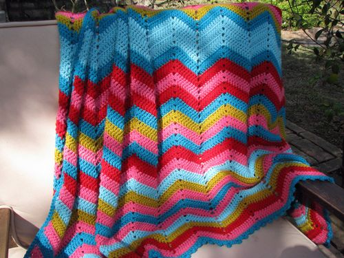 Zigzag blanket2, sm