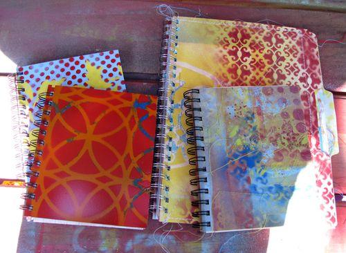 Spiral journals, sm