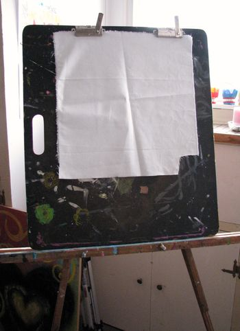 Painting fabric1