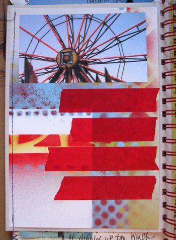 Wip, ferris wheel, sm