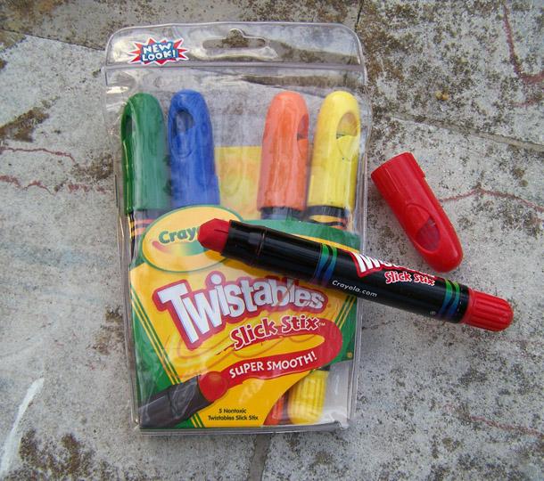 Crayola Slick Stix